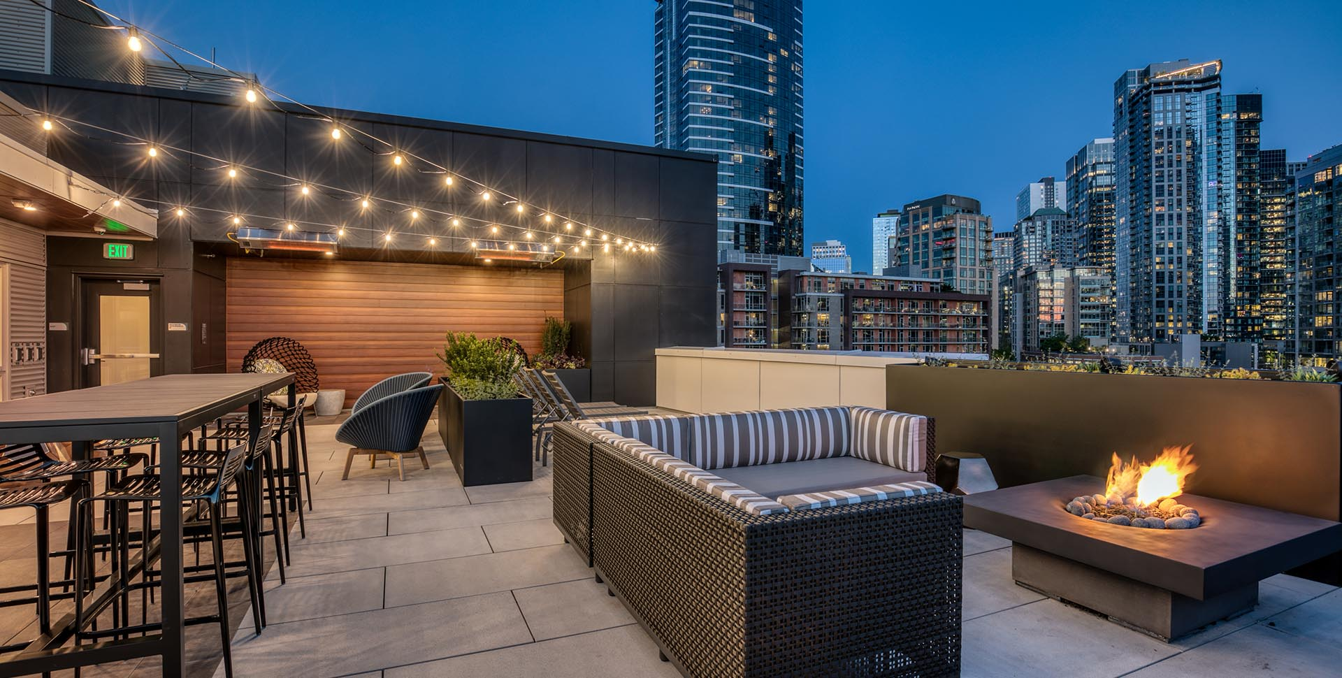 Image of Orion Rooftop Deck