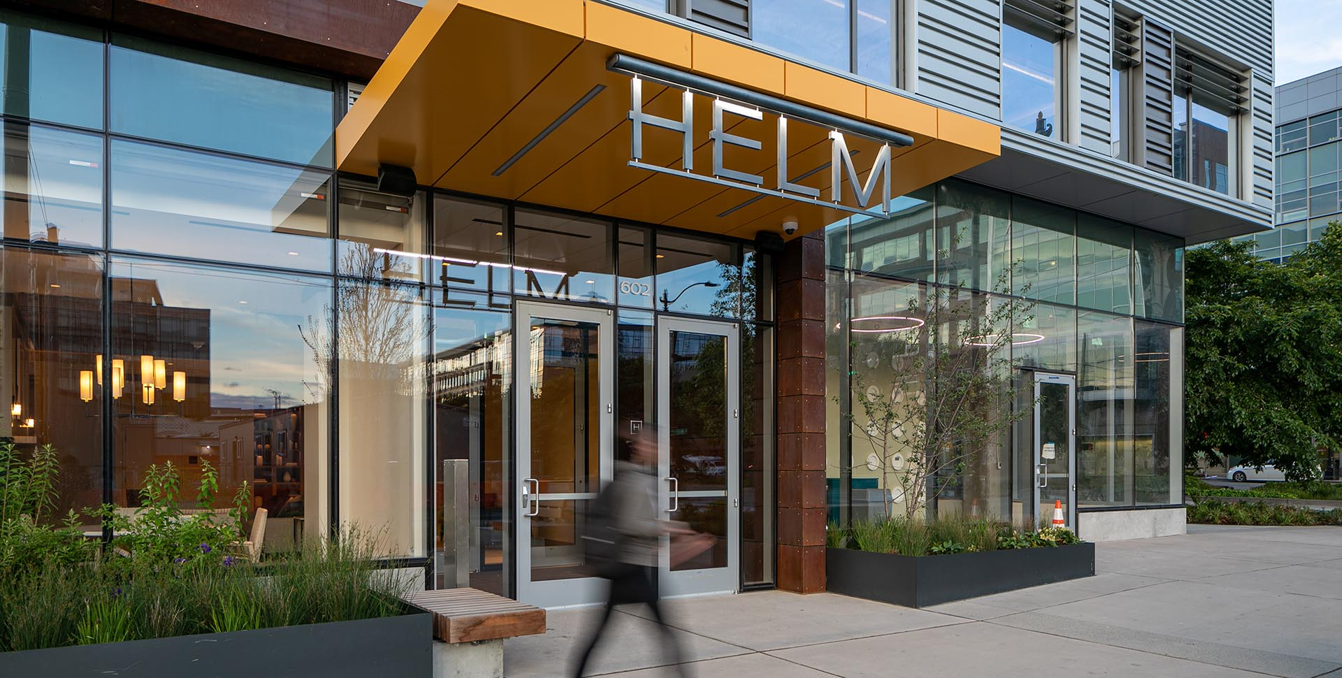 Image of Helm Entrance