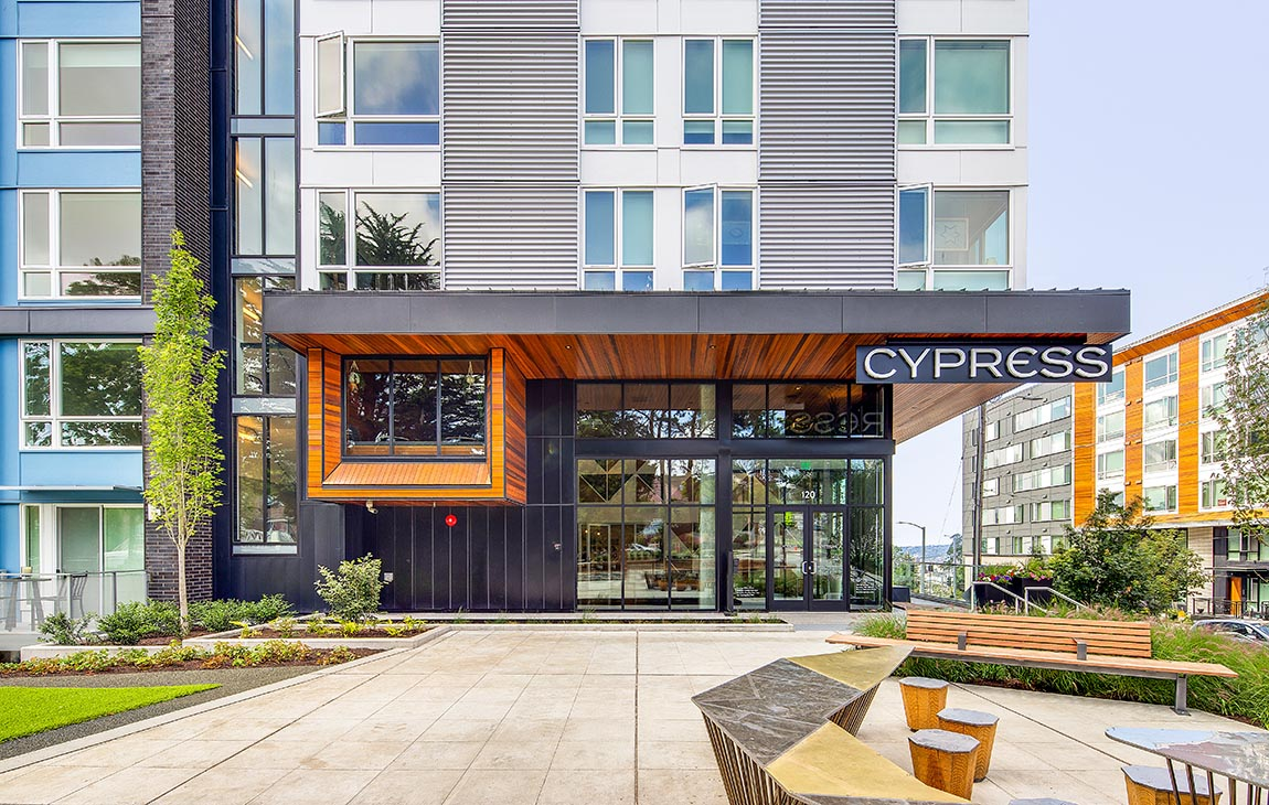 Image of Cypress Entrance