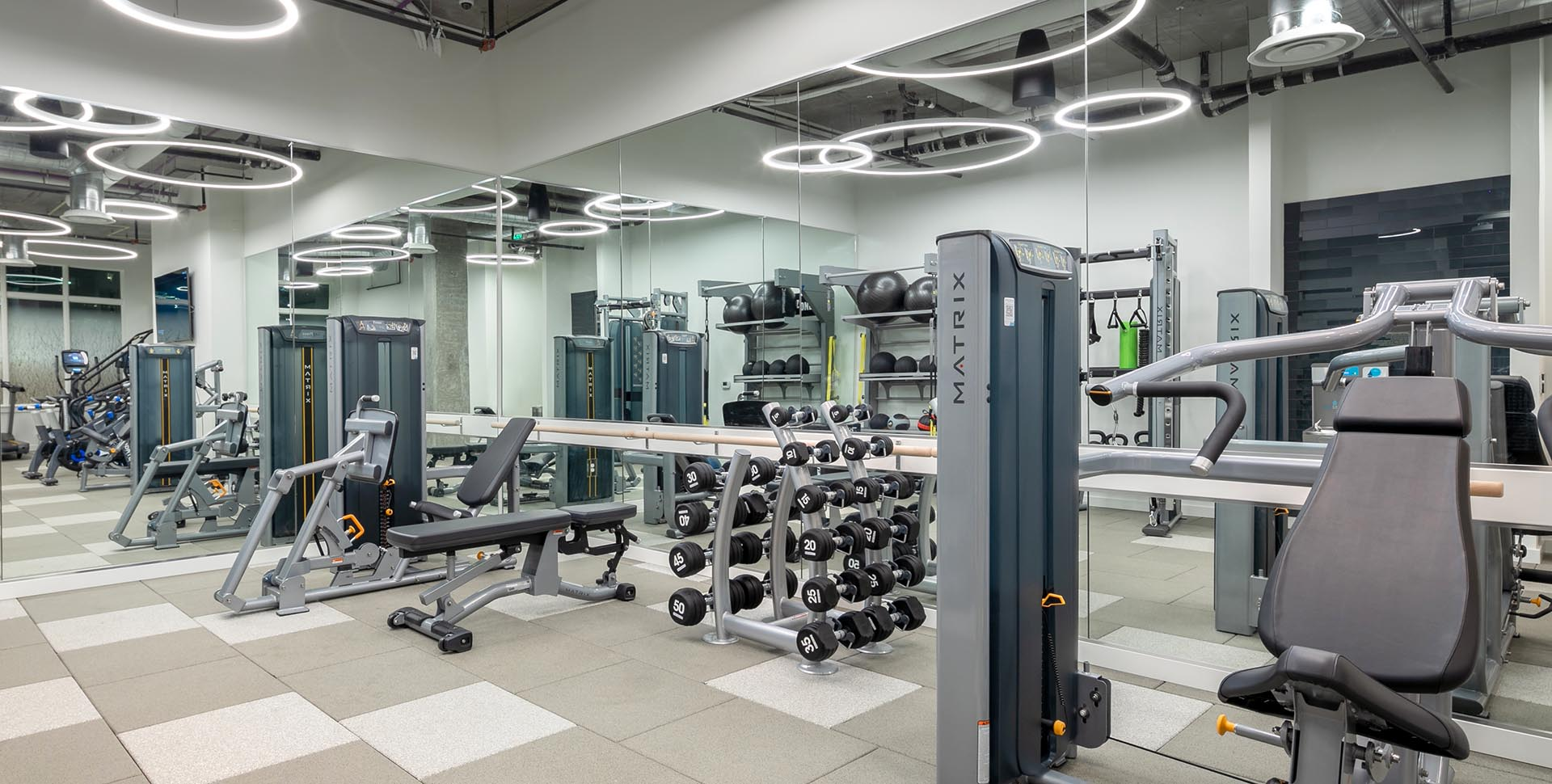 Image of Orion Fitness Room